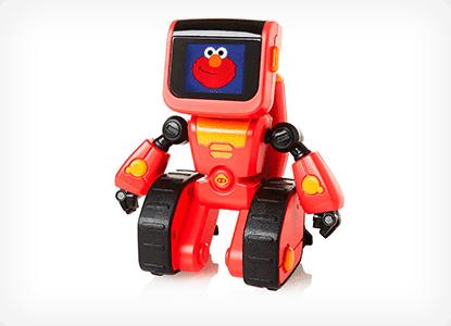 WowWee Elmoji Junior Coding Robot Toy