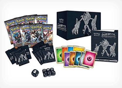 Pokemon Tcg Sun & Moon Burning Shadows Elite Trainer Box