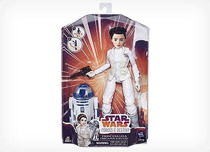 Princess Leia Organa and R2-D2 Adventure Set