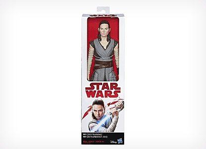 Star Wars: The Last Jedi Rey Figure