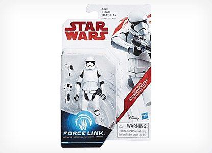 First Order Stormtrooper Force Link Figure