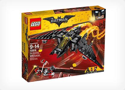 LEGO Batman Movie The Batwing Building Kit
