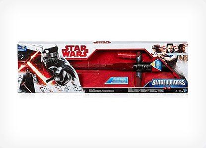 Star Wars Bladebuilders Kylo Ren Electronic Lightsaber