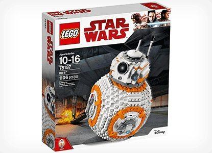 LEGO Star Wars VIII Building Kit