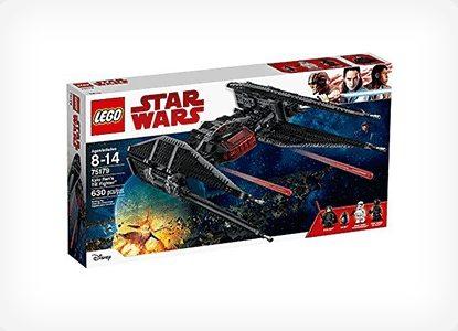 LEGO Star Wars Kylo Ren's Tie Fighter Building Kit