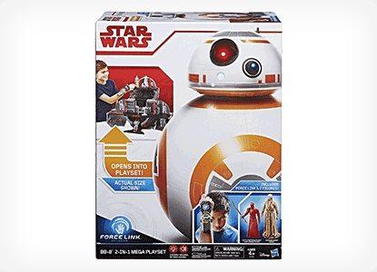 Star Wars Force Link BB-8 Mega Playset