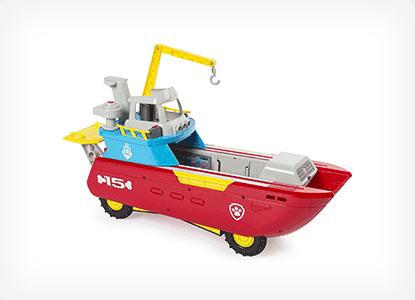 Paw Patrol Sea Patroller Transforming Vehicle