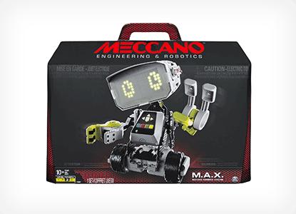 Meccano-Erector M.A.X Robotic Interactive Toy