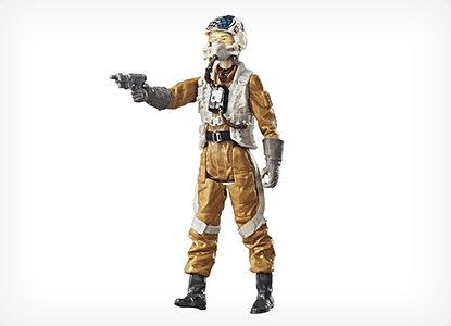 Resistance Gunner Paige Force Link Figure