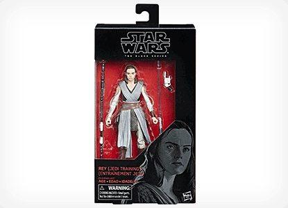 Star Wars The Black Episode 8 Series Rey