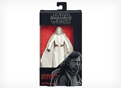 Star Wars The Black Series Episode 8 Luke Skywalker