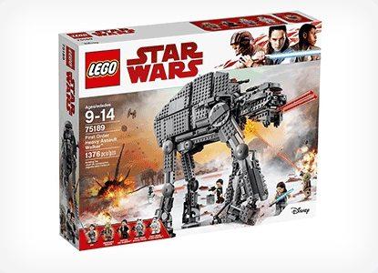 LEGO Star Wars First Order Heavy Assault Walker Kit
