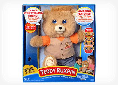 Teddy Ruxpin Magical Bear