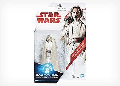 Luke Skywalker Force Link Figure