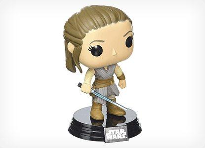 Funko POP! Star Wars: The Last Jedi Rey Collectible Figure