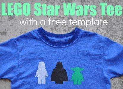 Lego Star Wars Tee