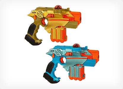 Nerf Lazer Tag Phoenix LTX Tagger