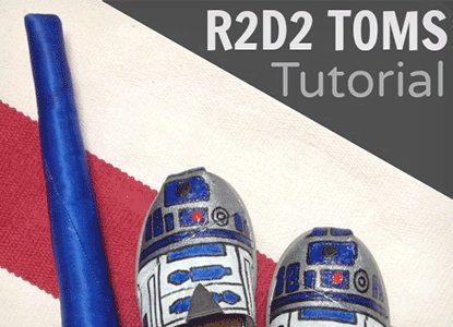 R2d2 Toms Tutorial