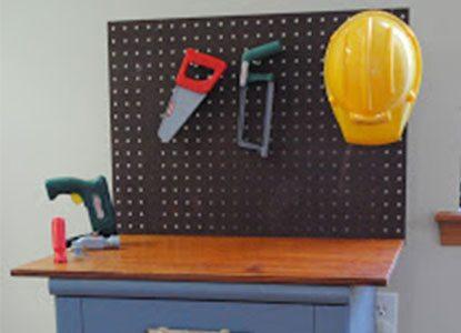 Aj's New Workbench