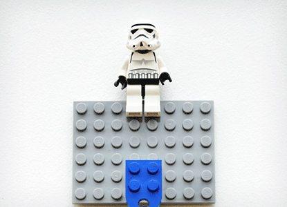 Diy Lego Key Holder