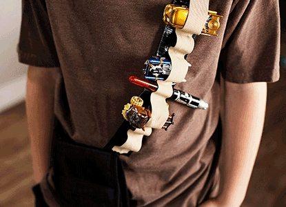 Diy Chewbacca Toy Bandolier