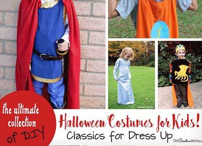 Easy Rey Costume Idea!