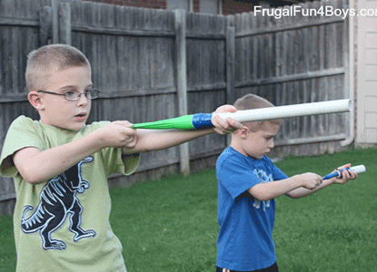 Build A Nerf Dart Shooter