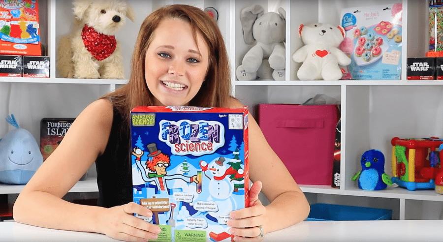 Be Amazing! Toys Frozen Science Kit