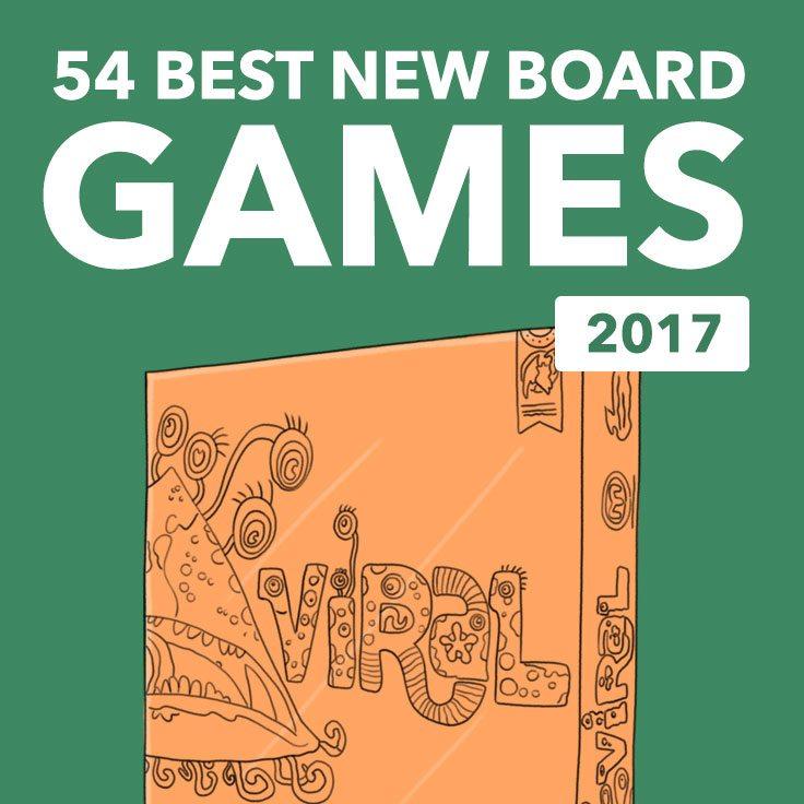 board games 2017