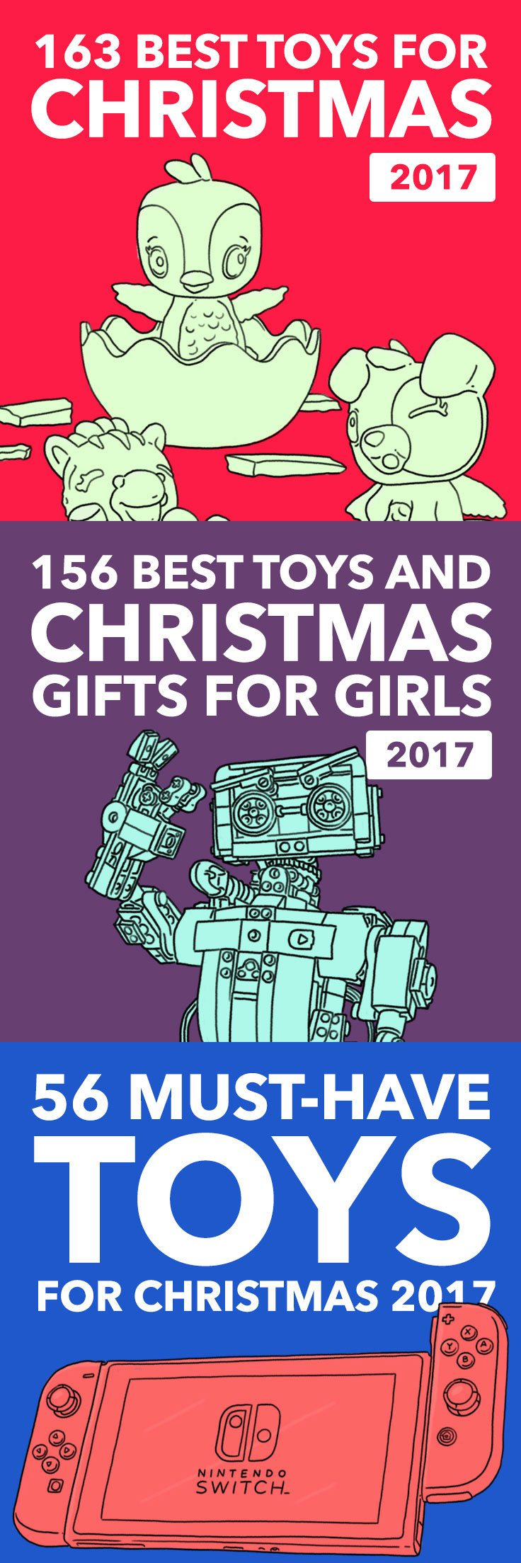 top toys 2017