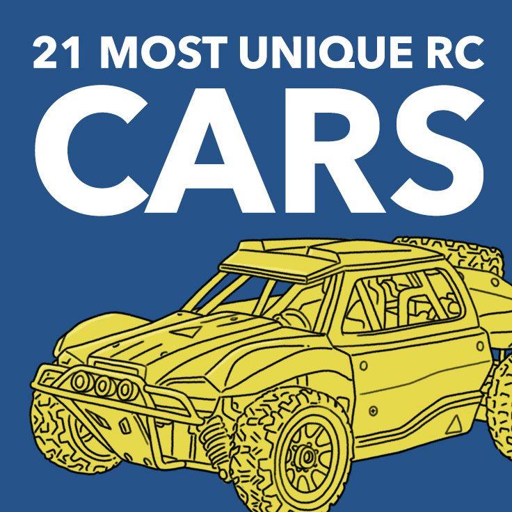 unique rc cars