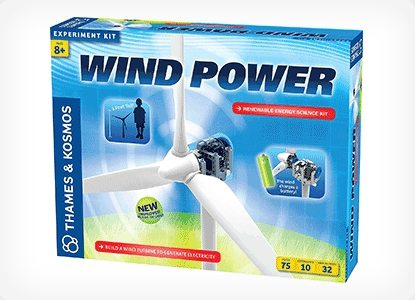 Thames & Kosmos Wind Power Science Kit