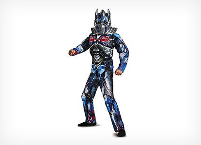 Disguise Optimus Prime Movie Classic Muscle Costume