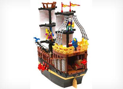 Imaginext Pirate Raider
