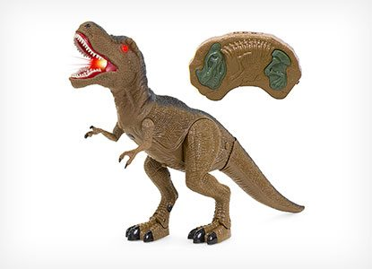 RC T-Rex Walking Dinosaur Lights & Sounds