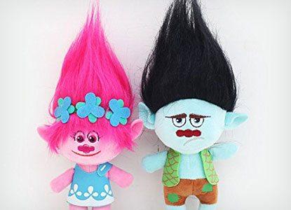 29 Soft Plush Troll Dolls For Maximum Troll Cuddles Toy Notes