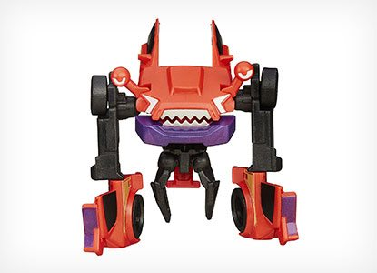Robots in Disguise Legion Class Clampdown Figure