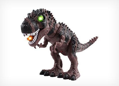 Jurassic T-Rex Action Figure with Sounds