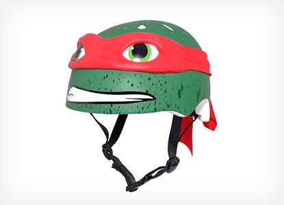 Teenage Mutant Ninja Turtle Raphael Helmet