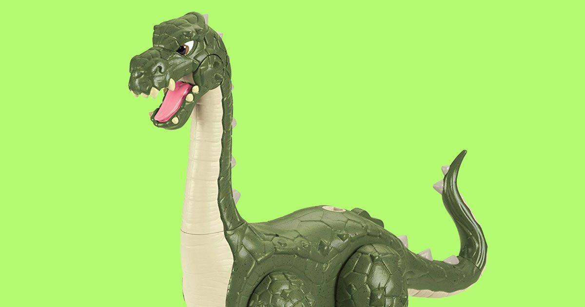 imaginext dinosaur toys
