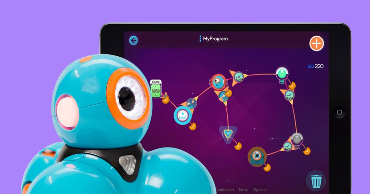 stem toys to learn coding