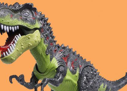 t-rex dinosaur toys