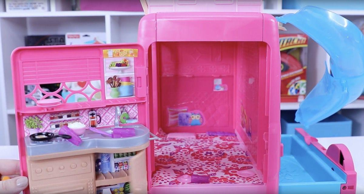 Barbie Pop Up Camper Review