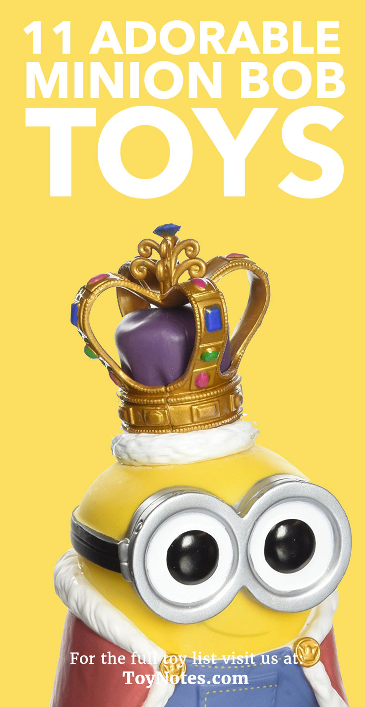 11 Adorable Minion Bob Toys (Banana!) - Toy Notes