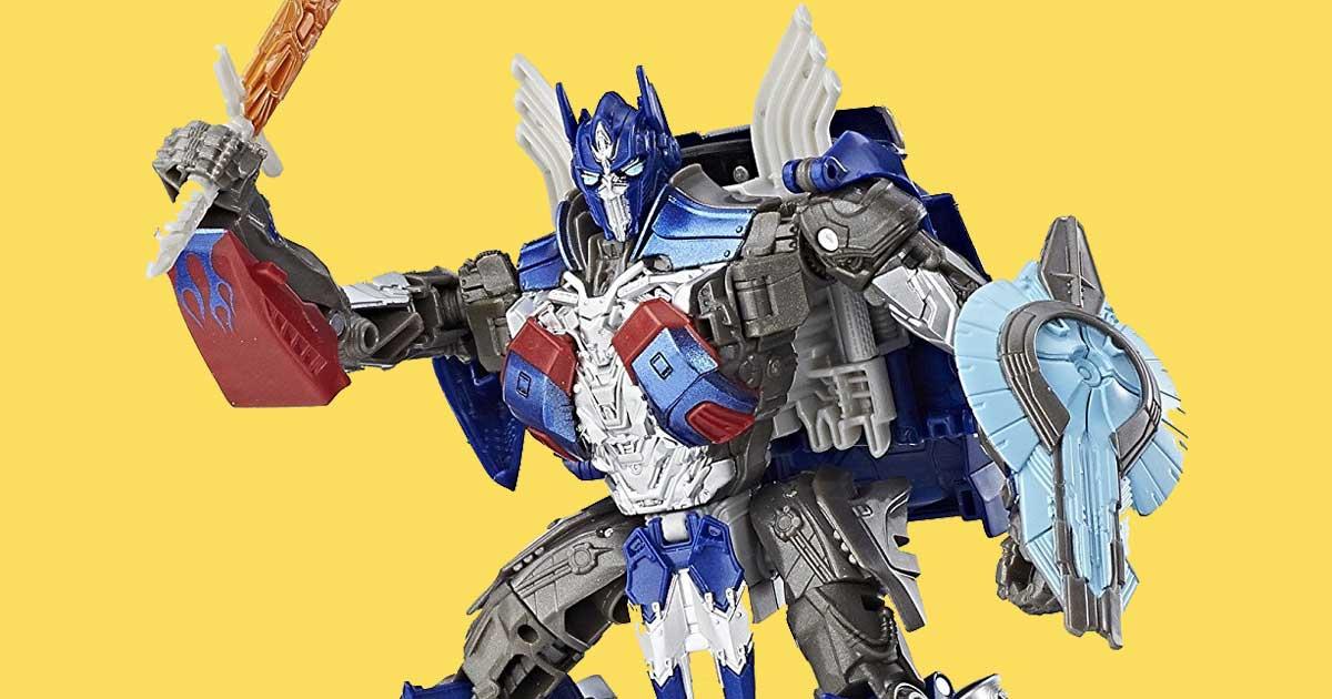 optimus prime toys