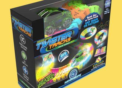 race car track toys