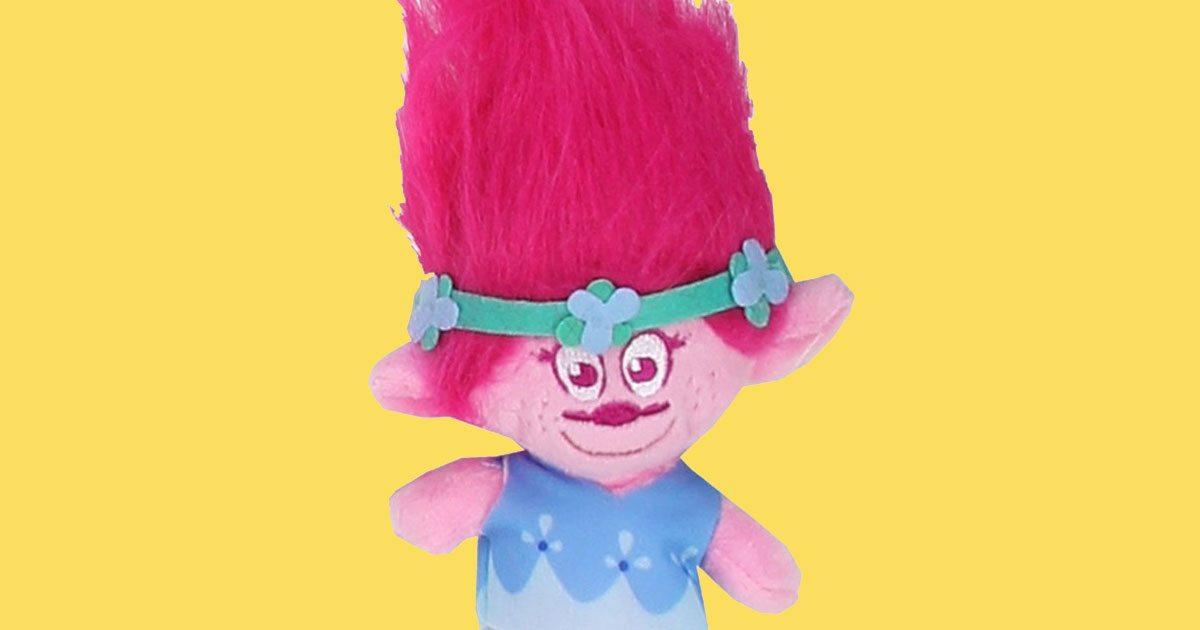 trolls plush dolls