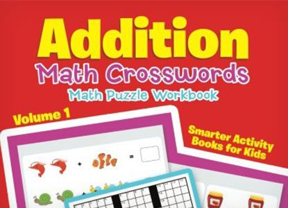 Addition Math Crosswords Puzzles