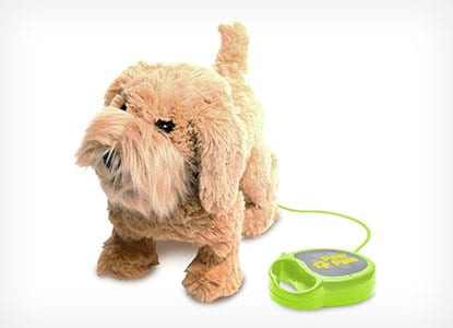 Meva PawPals Kids Walking and Barking Puppy