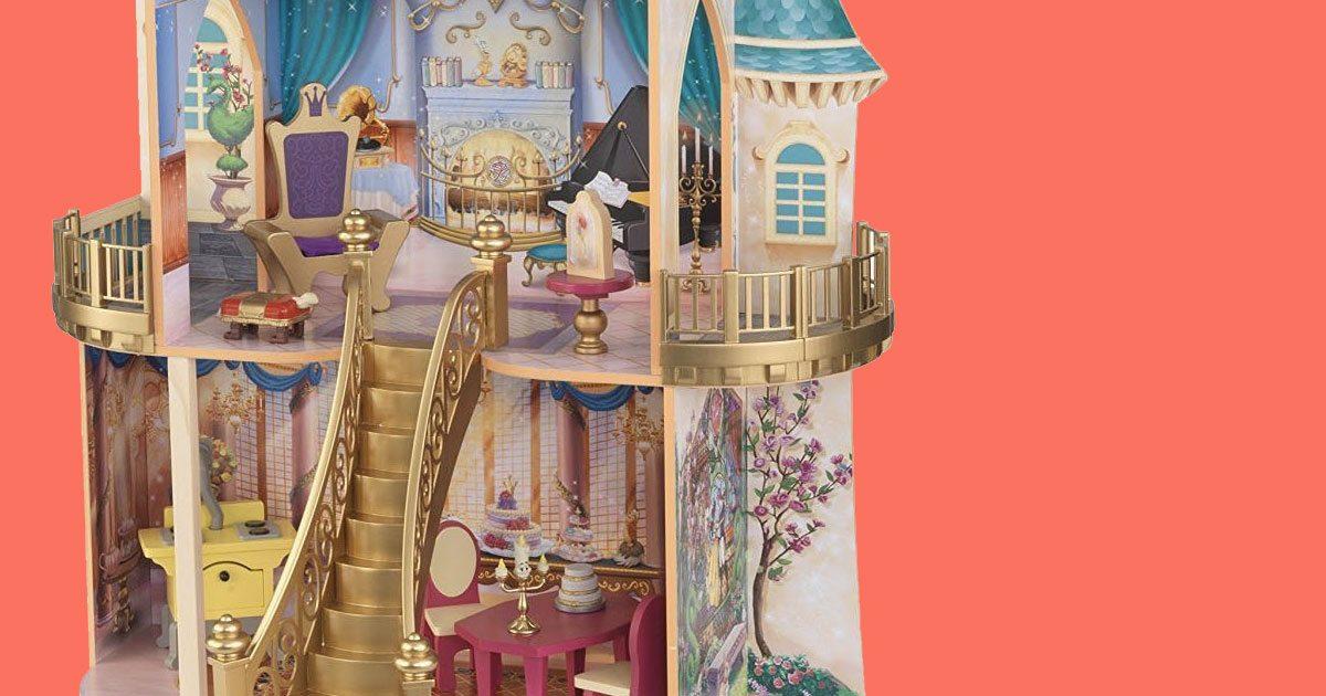 kidkraft doll houses